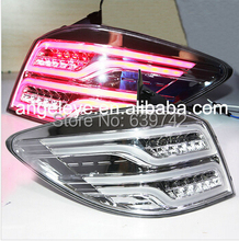 Светодио дный для хэтчбек CHEVROLET Cruze светодиодный задний свет для Ben-Z GLK Стиль 2014-2009 год хром