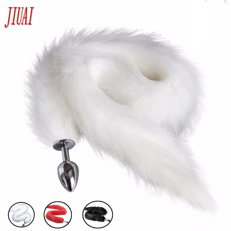Detail Feedback Questions about 75cm Tail Anal Plug,Furry Fox Stainless  Steel for Anal,Extra Long Metal Butt Plug, Cosplay Accessories,Crawls Paws  For ...