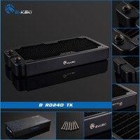 BykskiB RD240 TK 240mm Single Row Radiators 38mm Thickness Standard Water Cooling Radiators Suitable For 120