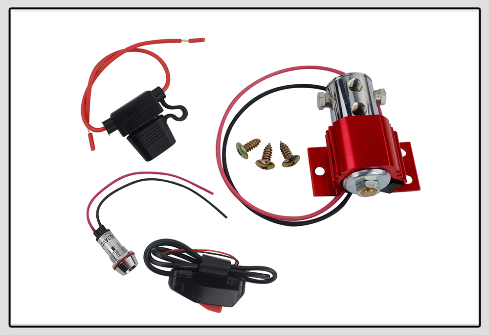 Controle Hill Holder Kit WLR-ZDQ01
