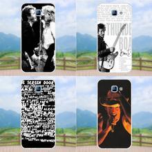 Vvcqod Bruce Springsteen – Thunder Road Black Back Soft Capa For Samsung Galaxy A3 A5 A7 J1 J2 J3 J5 J7 2015 2016 2017