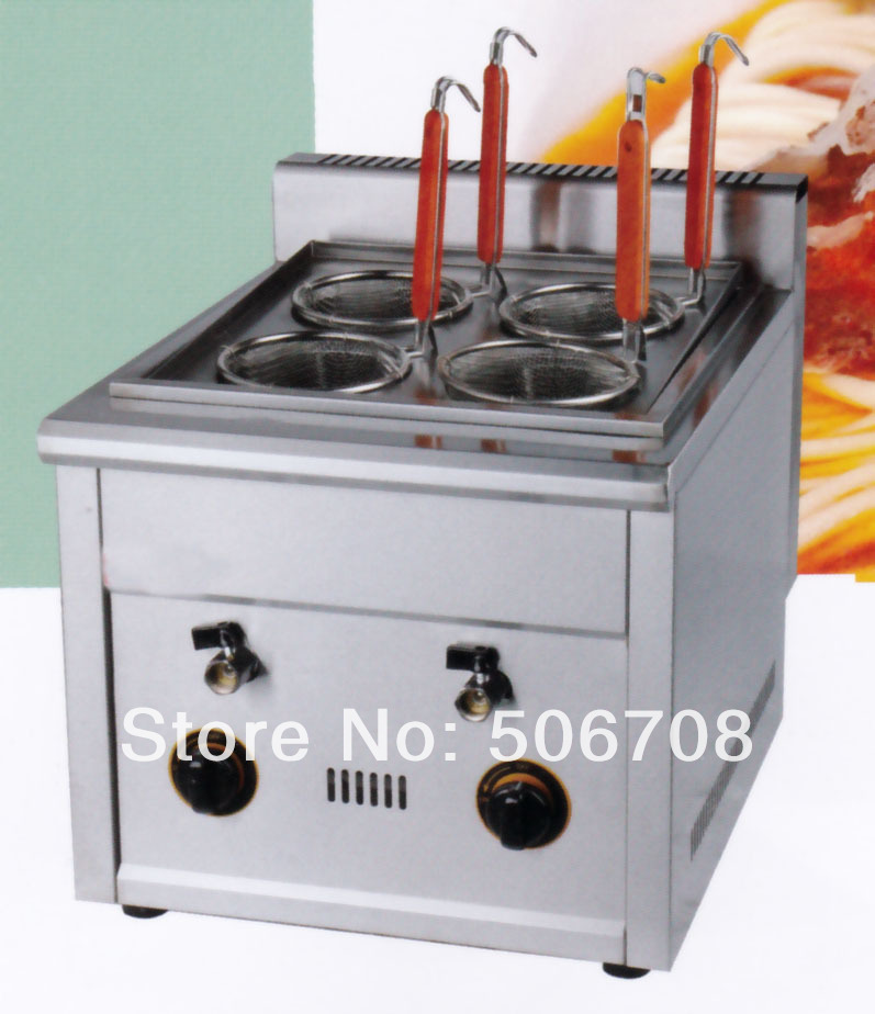 Free shipping~ Gas type Noodles cooker machine /  pasta cooker