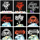 Cupcake Toppers Birt...