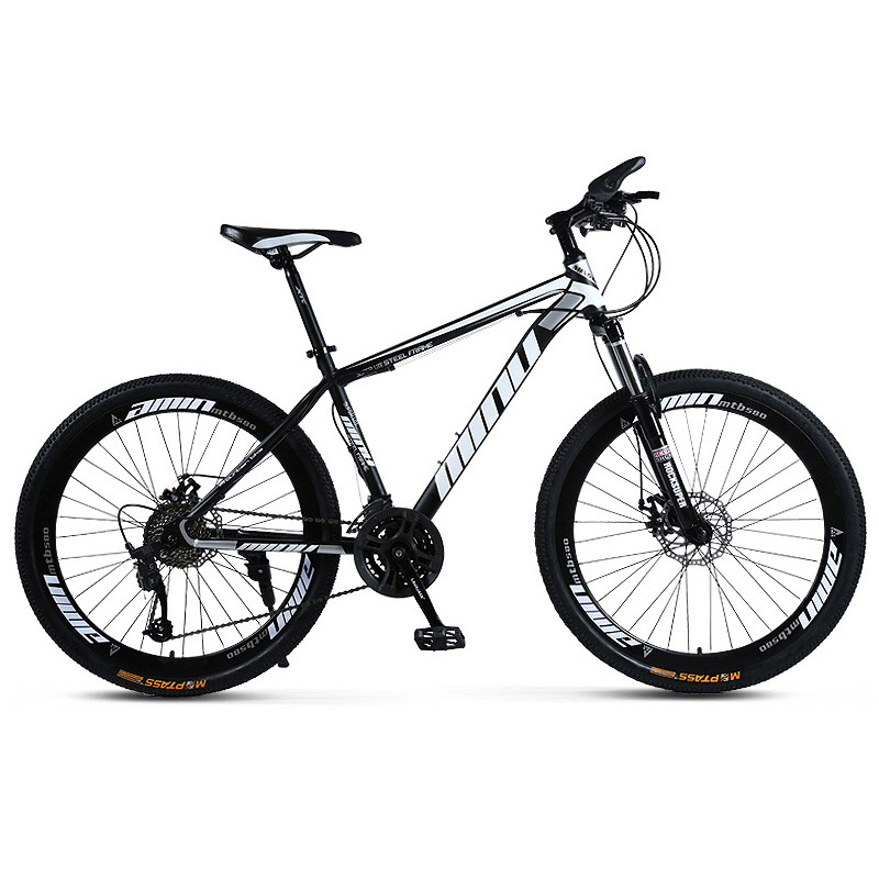Mountain Bike 26 Inch Shock Disc Brakes Mountain Bike Gift Promotion Men And Women Bicycle