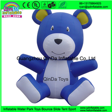 2.3m inflatable abraham balloon inflatable character cartoon for sale/inflatable giant cartoon for advertising