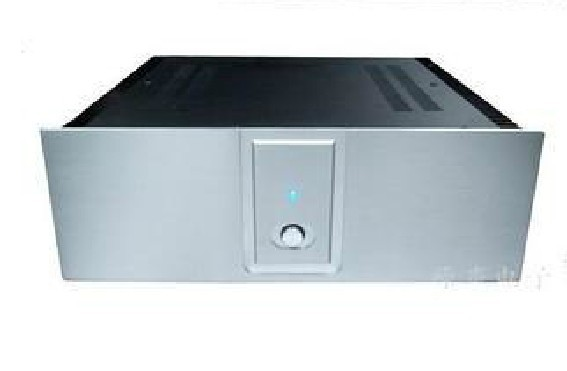 DIY amplifier case 420*140*385mm A2001B Full aluminum Power amplifier chassis / AMP Enclosure / case BOX/External radiator 2015 full aluminum chassis amplifier case for lm3886 power amp diy box