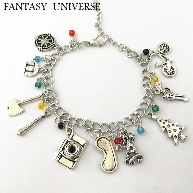 Fantasy Universe Freeshipping 1pc A Lot Stranger Things Charm Bracelet Lj01