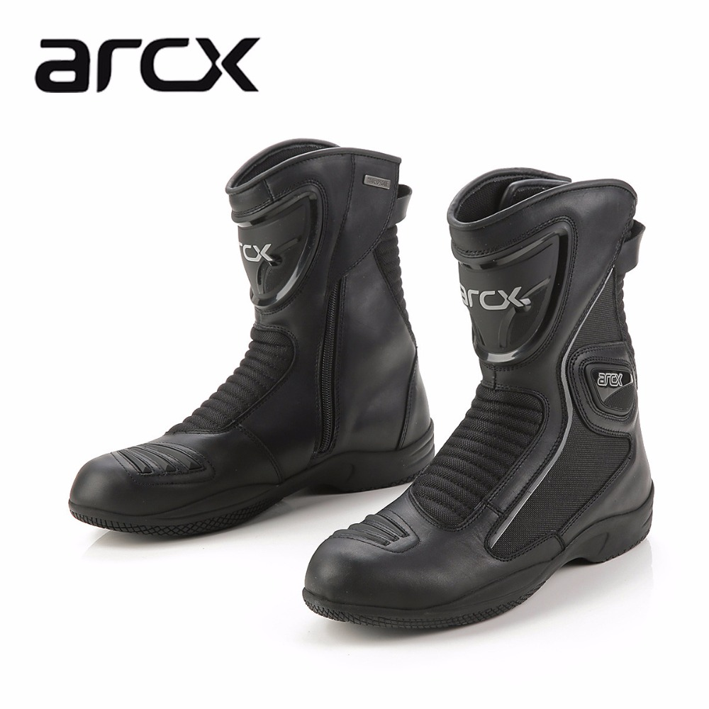 Sommer Motorrad Us135 Botas In 88 Boot Racing Leder Atmungs Schuhe Stiefel arcx Wade Mitte 39Off rxQsdCth