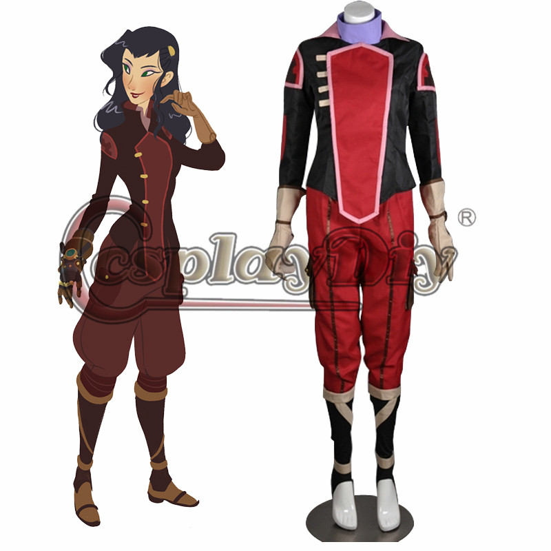 Custom made avatar the legend of korra asami sato cosplay costume custom made avatar the legend of korra asami sato cosplay costume fancy party halloween clothing d0604 on aliexpress alibaba group voltagebd Image collections