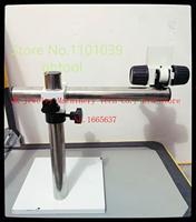 Бесплатная доставка diamond Микроскоп Стенд высокое качество ювелирный инструмент Регулируемый микроскоп стенд с фокус рычаг ювелирные инстр