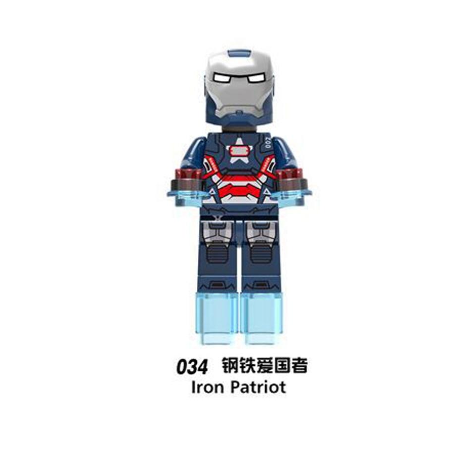 Avengers, Iron Man, full range_1