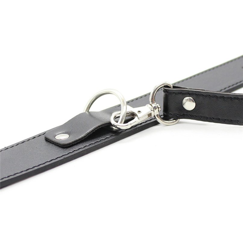 Neck Collars with Leash For Naughty Couples