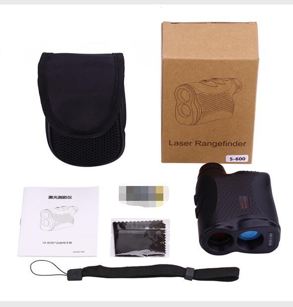 LR600P 600m Handheld Digital Laser Rangefinder Distance Meter Handheld Monocular Golf Hunting Range Finder Speed Measurement original dvb t satlink ws 6990 terrestrial finder 1 route dvb t modulator av hdmi ws 6990 satlink 6990 digital meter finder