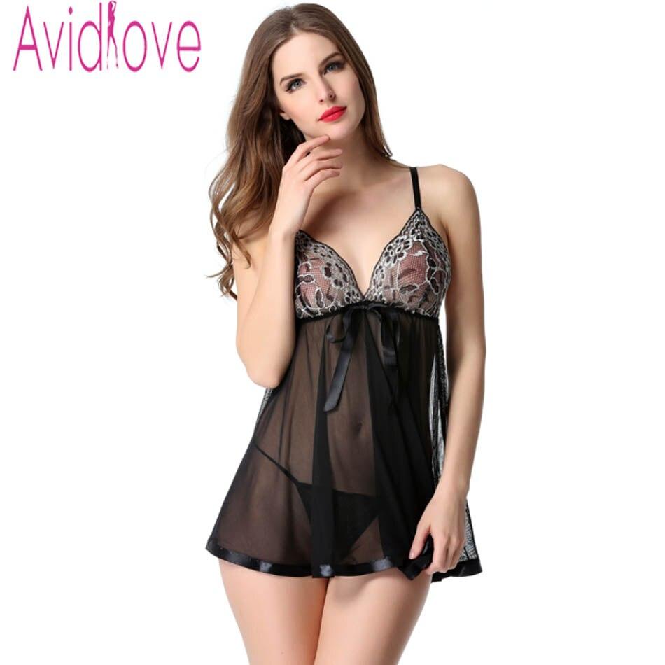 Online Get Cheap Women Nightwear Babydoll -Aliexpress.com ...