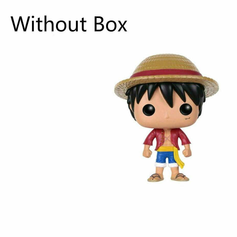 Funko pop uma peça filme collectible modelo brinquedo d. luffy nami franky 2019 figura de ação pvc crianças presente aniversário