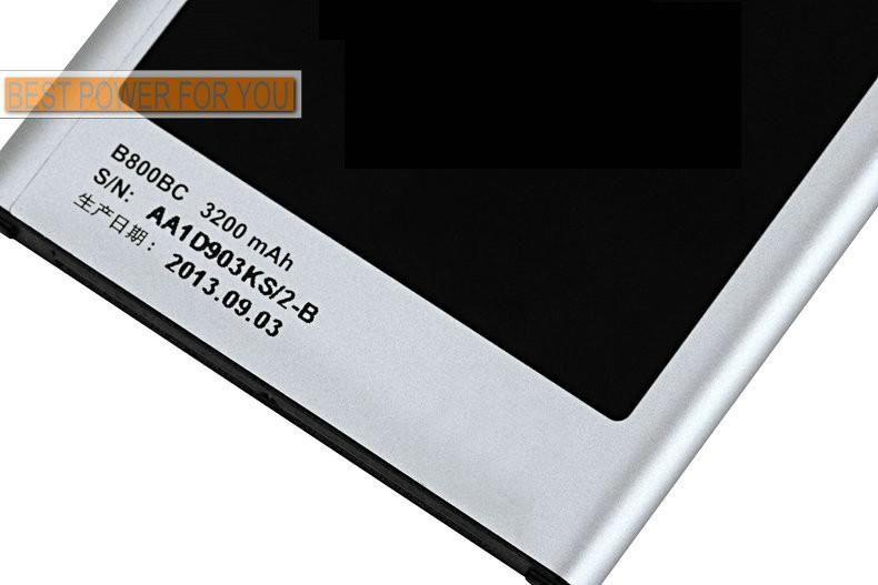 100 шт./лот, 3200 мА аккумулятор b800bc для samsung Galaxy Примечание 3 премьер 3 в III n9000 на n9002 n9005 число аккумулятор batteria аккумулятор