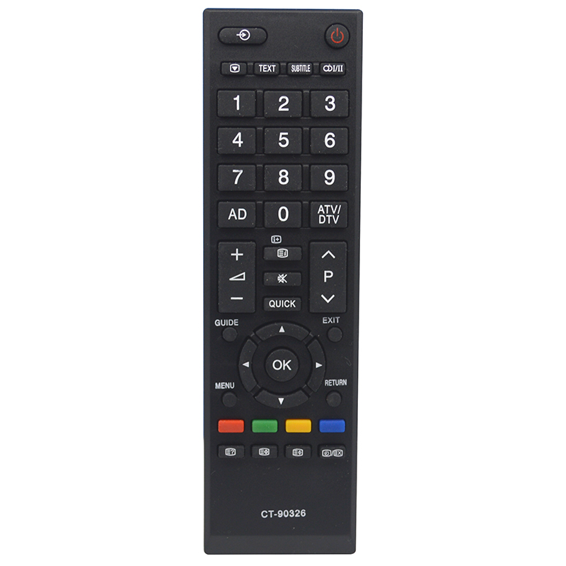 For Toshiba TV Remote Control Replacement Suitable For Toshiba Smart TV CT-90326