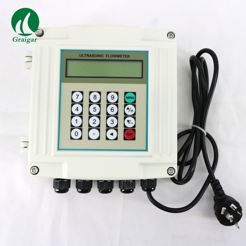 TUF 2000SW (Measurement Range: DN50 to DN700) Wall Mount Ultrasonic Fixed Flowmeter Digital Flowmeter|Flow Meters| |  - title=