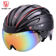 WHEEL UP EPS Integrally Cycling Helmet Ultra-Light Mountain Bike Bicycle Accessories Mtb Casco Ciclismo Casque Velo Fietshelm