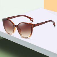 fashion outdoor Fashion Cat Eye Sunglasses Women Sun Glasses Lens Alloy Sunglasses female Eyewear Frame Driver Goggles Car Accessories Outdoor (2)