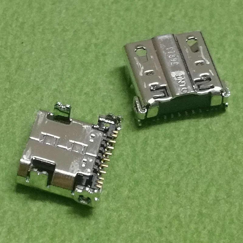 10pcs usb charger charging Port dock Connector for samsung S4 I959 E250S K L720 I545 R970 I337 M919 NOTE2 E300 e330 NOTE 2 plug