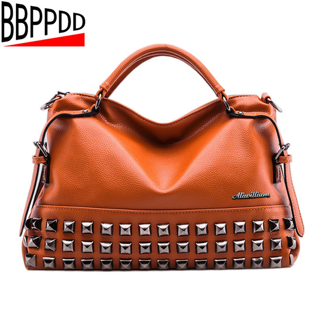 49f7a6399e7 BBPPDD Women Casual Tote PU Leather Handbag Bag Fashion Vintage Large  Shopping Bag Designer Crossbody Bags Big Shoulder Bag