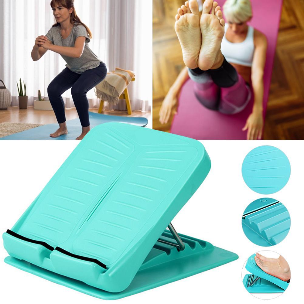 Ménage pliant tabouret Massage des pieds Fitness pédale extensible debout côtes conseil équipement maison Stand-Up jambe minceur civière