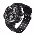 Sanda Men Watches 2016 Sport Watches 30m waterproof Digital LED Military s shock Watch Wristwatches Relogio Masculino electronic