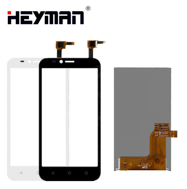 LCD With Touchscreen For Huawei Ascend Y625 Y625-U51 Y625-U21 Y625-U32 LCD Display Screen Digitizer Glass Panel Front