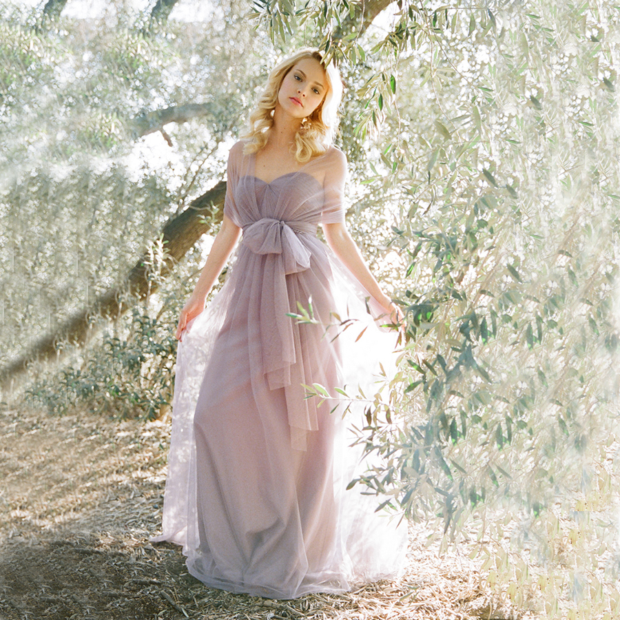 Online get cheap pastel bridesmaid dresses for Pastel dresses for wedding guests