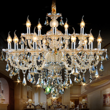 Buy handmade chandelier and get free shipping on aliexpress handmade chandelier large chandelier lighting led long crystal chandelier lighting dining room led modern crystal chandeliers aloadofball Images