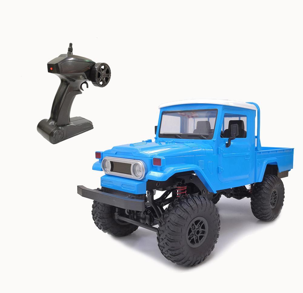 Mn45 1:12 4wd rc 트럭 장난감 픽업 트럭 자동차 군용 트럭 락 크롤러 차량 rtr-에서RC 트럭부터 완구 & 취미 의  그룹 1