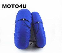1 Pair Motorcycle Tire Warmer Tyre Warmer Set 120 165 120 190 120 200 17 Front