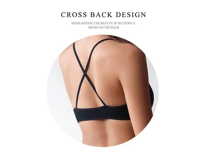 New Sexy Bras For Women Ultra-thin Wire Free Female Bralette Seamless Solid Women Bras Ladies Sexy Lingerie Femme Underwear 26