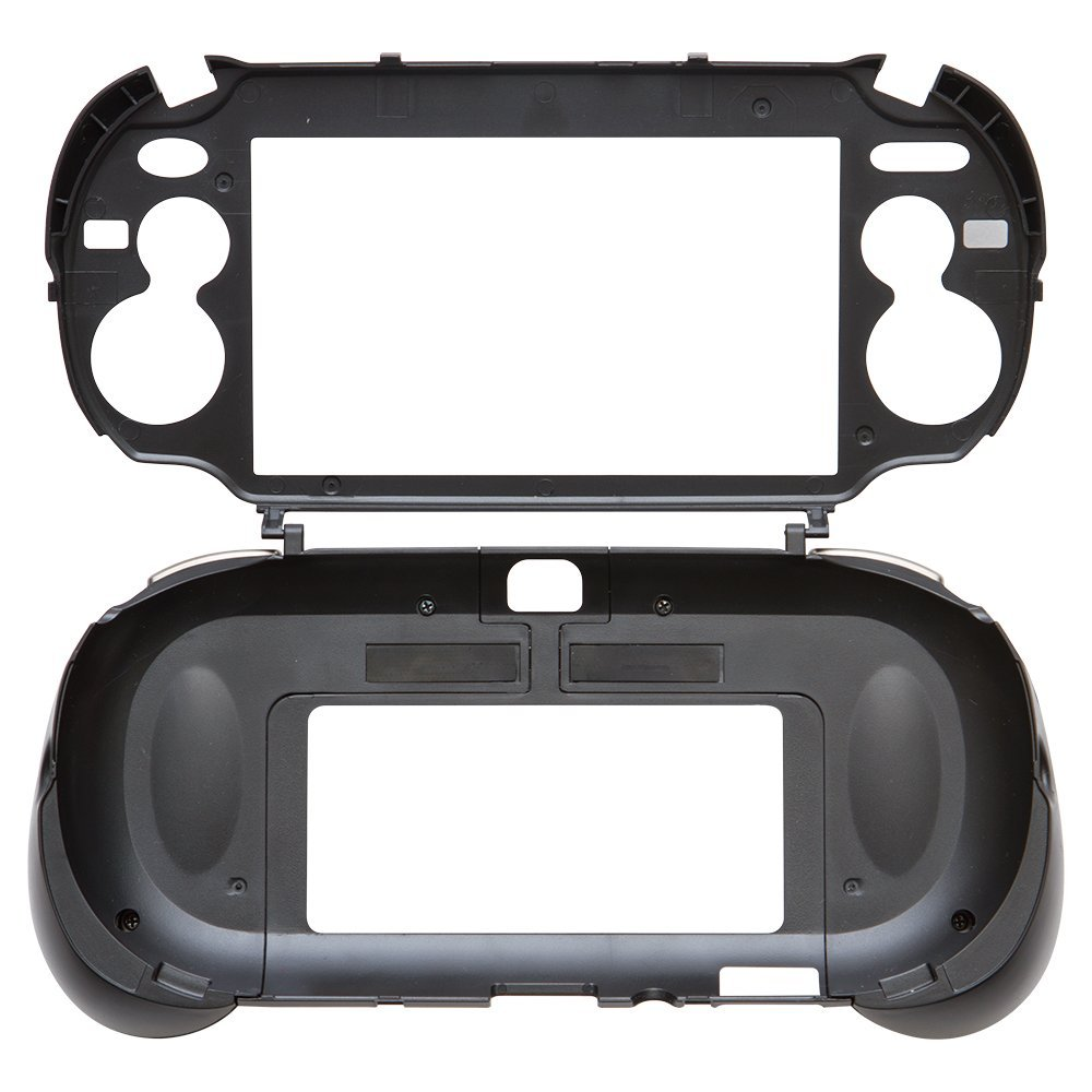 US $25 0 |Dealonow Hand Grip Handle Joypad Stand Case with L2 R2 Trigger  Button For PSV1000 PSV 1000 PS VITA 1000 Game Console-in Replacement Parts  &