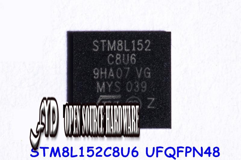 Цена STM8L152C8U6