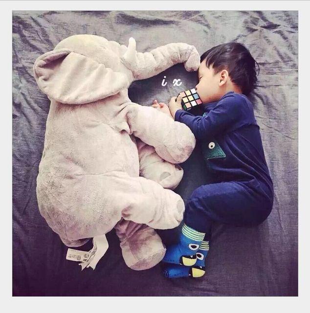 Elephant Sleeping Cushion