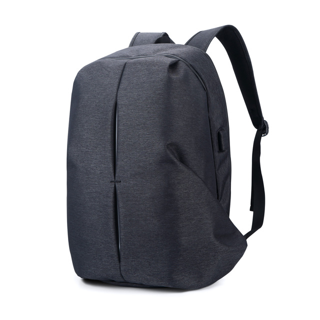 17 Inch Backpack Laptop Backpacks School Bag Waterproof Anti Theft shoulder Computer Large Capacity Back pack Men Student Grey