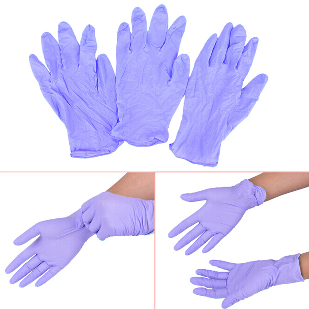 5Pair Medical Disposable Gloves Tattoo Cleaning Supplies Household Tattoo Gloves Accessories
