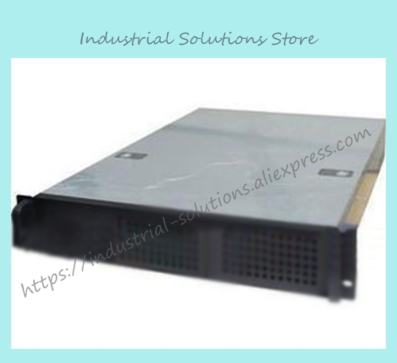 все цены на New At 23650 2U Rack Server Computer Case 6 Hard Drive 2U PC Power Supply онлайн