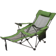 Dual Use Folding Lounge Chair Portable Fishing Stool Leisure Beach Chair Camping Rest Seat Office Nap Light Stool Outdoor Chair