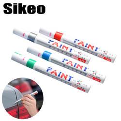 10 Цвета Водонепроницаемый реставрационный карандаш для авто ремонтный ручка для удаления Краски ing Краски маркером диск для балансировки