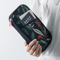 Neweekend Multifunction Travel Journey Document Passport Bag Waterproof Organizer Wallet ID Card Case Ticket Credit Card