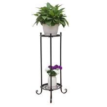 Pour Mensole Per Fiori Decor Balcony Iron Support Plante Balkon Flower Stand Balcon Plant Shelf tanie tanio Lista SKILLIST Brak Metal