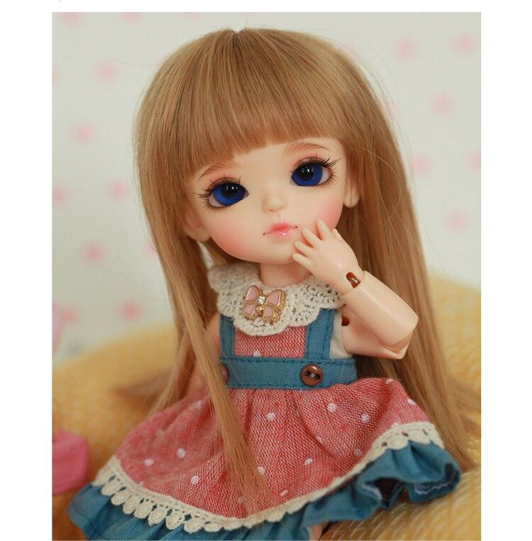 1 8BJD doll Lumi free eye to choose eye color