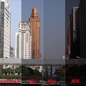 Image 5 - חדש מסנן ND ND2 ND4 ND8 בוגר גריי מרובע צבע מלא מסנן צפיפות ניטרלי ND16 לסדרת P cokin D5500 D5300 D5200