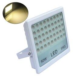 Led światło halogenowe na zewnątrz wodoodporny IP65 20 W 30 W 50 W krajobraz LED na zewnątrz ogród domu ściany lampa oświetleniowa (AC85-265V)