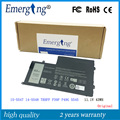 Аккумулятор для ноутбука Dell Inspiron  11 1 В  43 Вт/ч  15-5547  14-5548  TRHFF P39F  P49G  5545