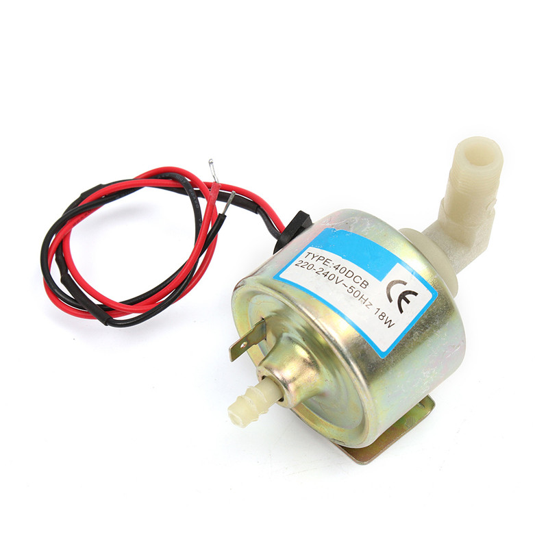 Pumps, Parts Accessories 18W 220-240V AC 50HZ 40DCB Smoke Machine Oil Pump  Smoke Machine Accessories