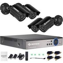 DEFEWAY 1080N HDMI DVR 1200TVL 720 P HD Outdoor Home Security kamera System 8 CH Videoüberwachung DVR AHD CCTV Kit seguridad